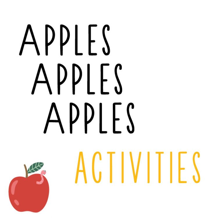 Apple Activities Ideas