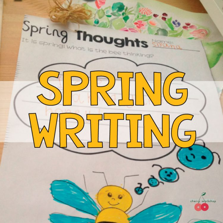 Talking About Empathy with a Spring Writing Activity