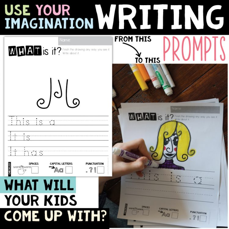 Writing Prompts 'It's just my imagination'